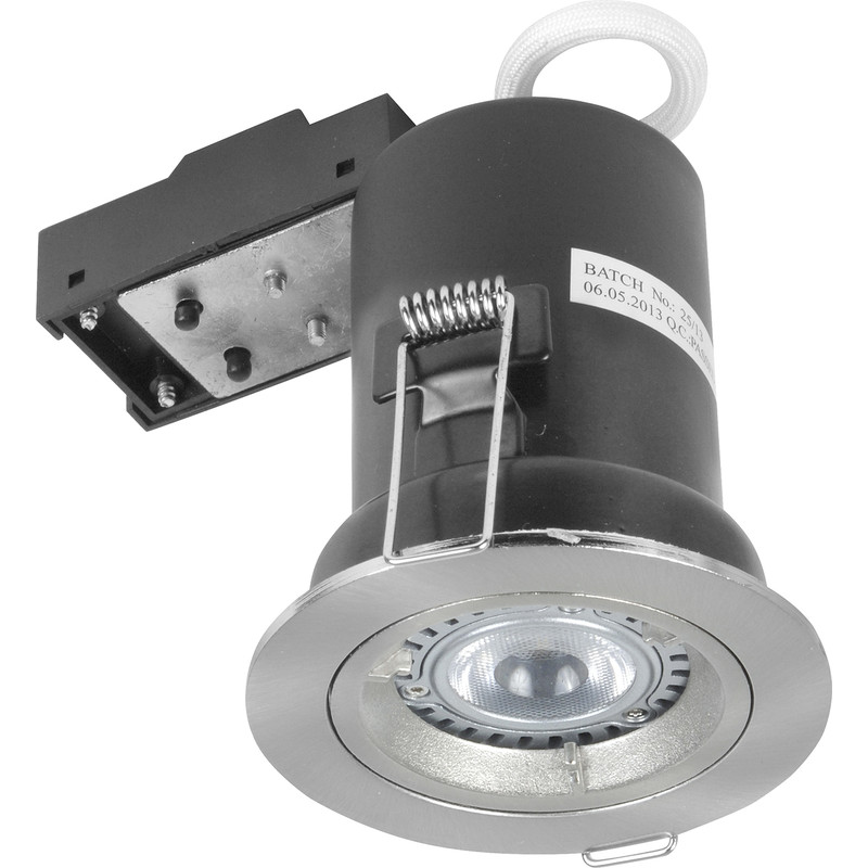 LED 5W COB Fire Rated GU10 Downlight