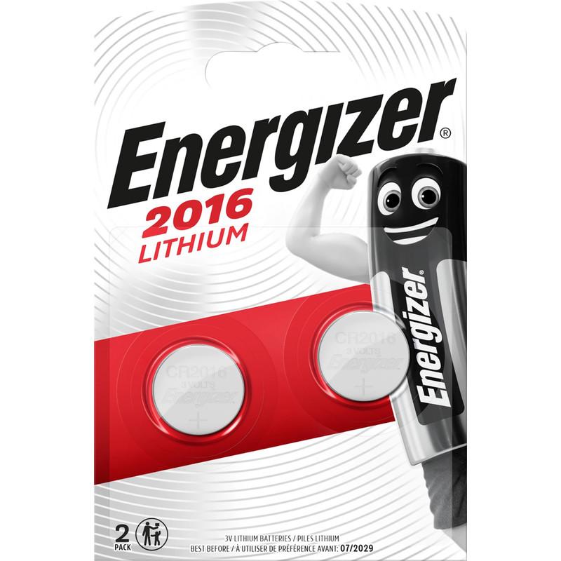 Energizer Lithium CR2016 FSB2 #