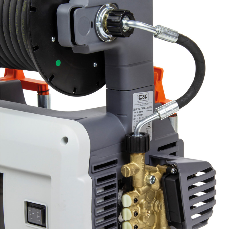 SIP Tempest PW540/155 Wall Mounted and Portable Pressure Washer