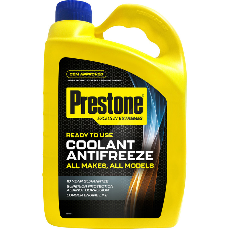 Prestone Antifreeze / Coolant Ready To Use