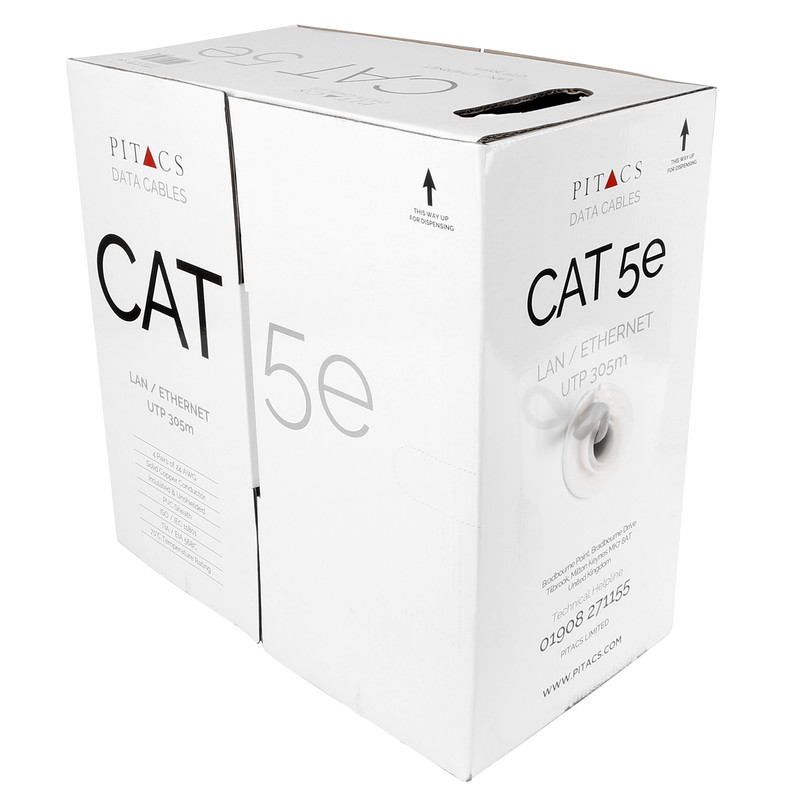 Pitacs CAT5E Data Cable
