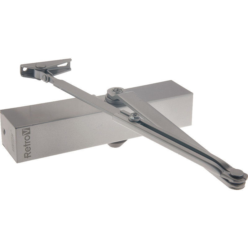 Union J-RETROV-SIL Replacement Door Closer