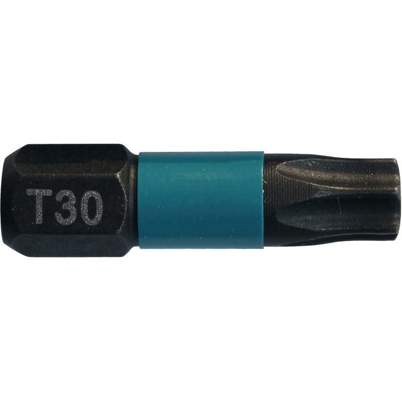 Makita Impact Rated 25mm Black Bit