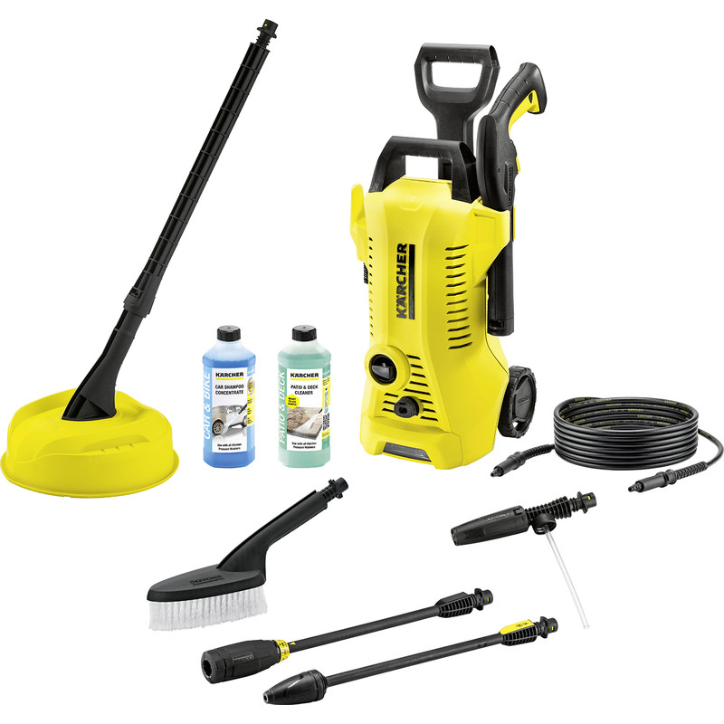 Karcher K2 Premium Full Control Car & Home Pressure Washer