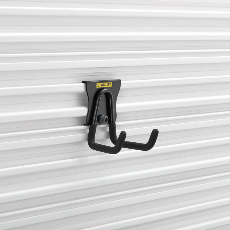 Stanley Track Wall System Short General Purpose Hook
