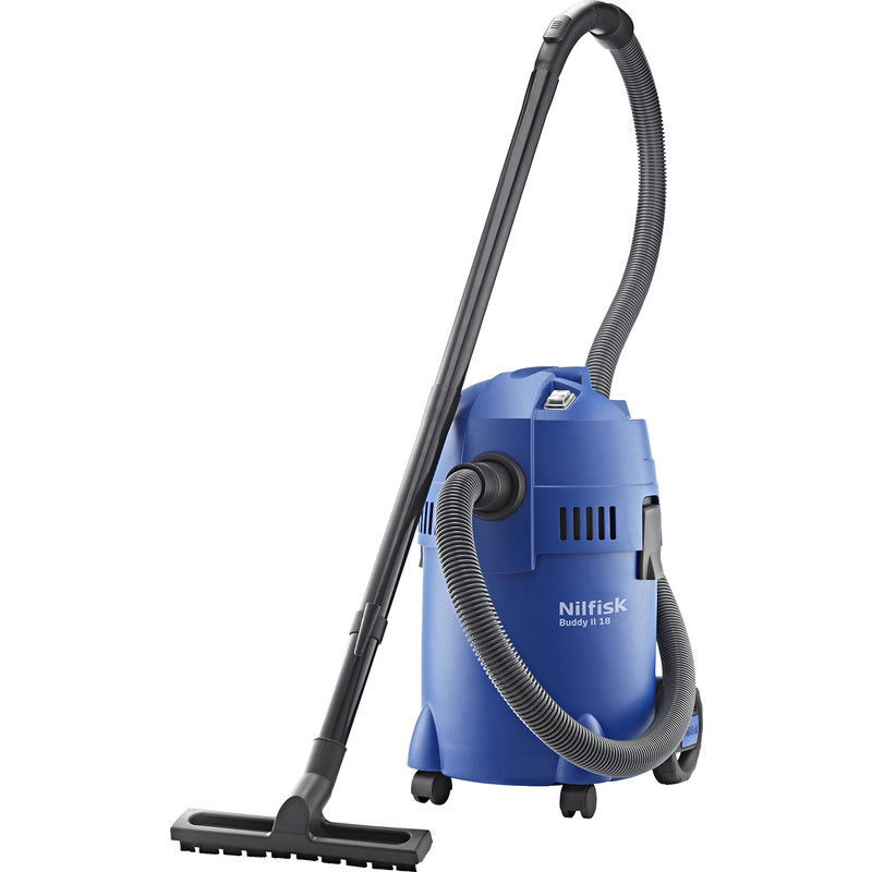 Nilfisk Buddy II 18L Wet & Dry Vacuum Cleaner