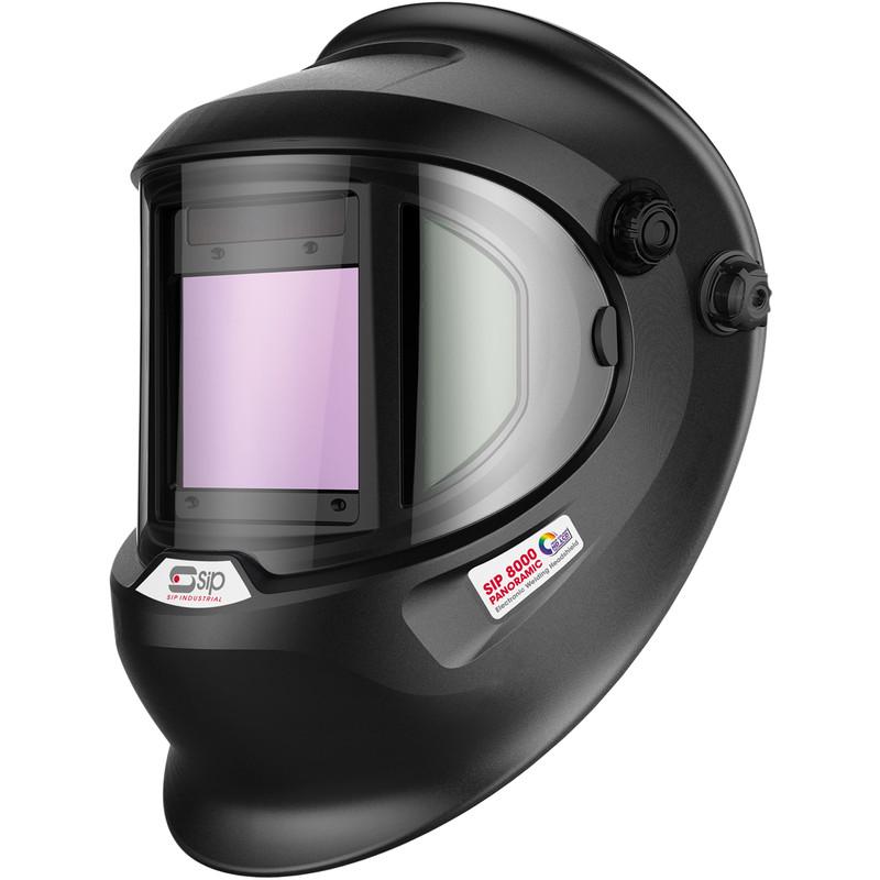 SIP Panoramic Electronic Headshield