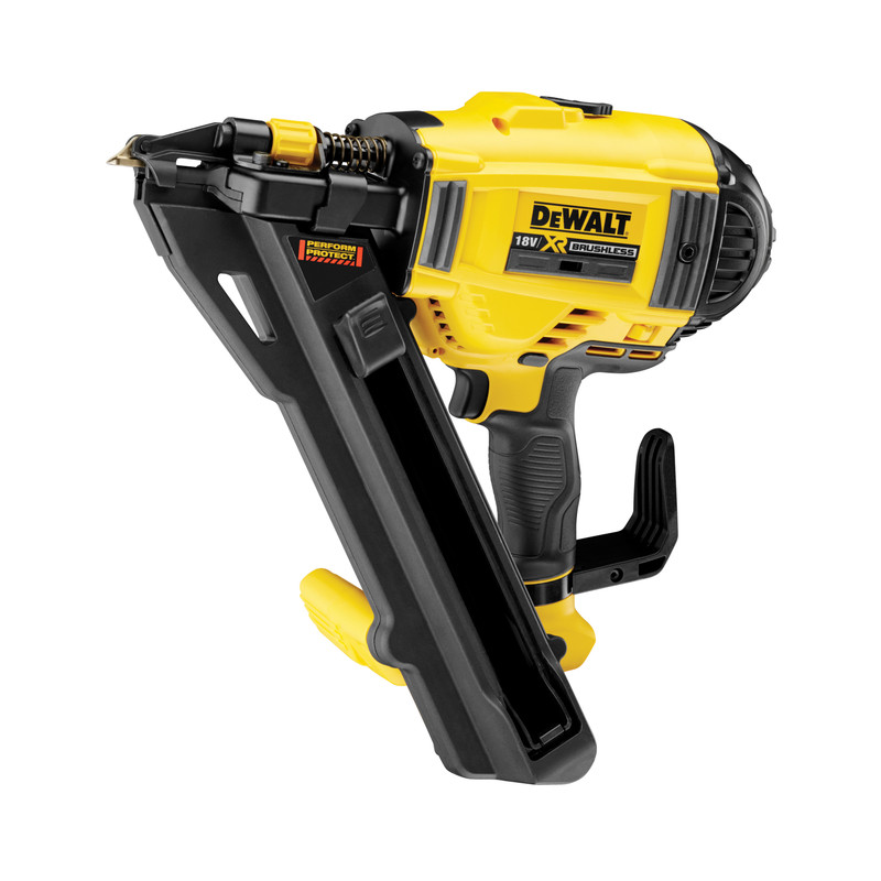 DeWalt DCN694N-XJ 18V XR Positive Placement Metal Connector Nailer