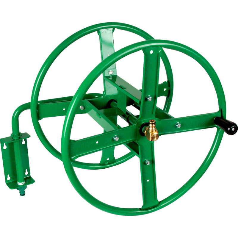 Wall Mounted Hose Reel
