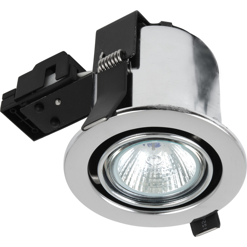 Sylvania Fire Rated Adjustable GU10 Downlight