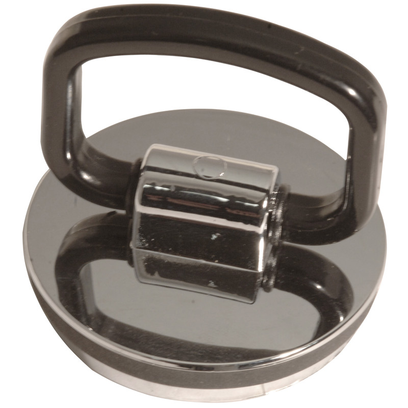 Chrome Plated Plug & Handle