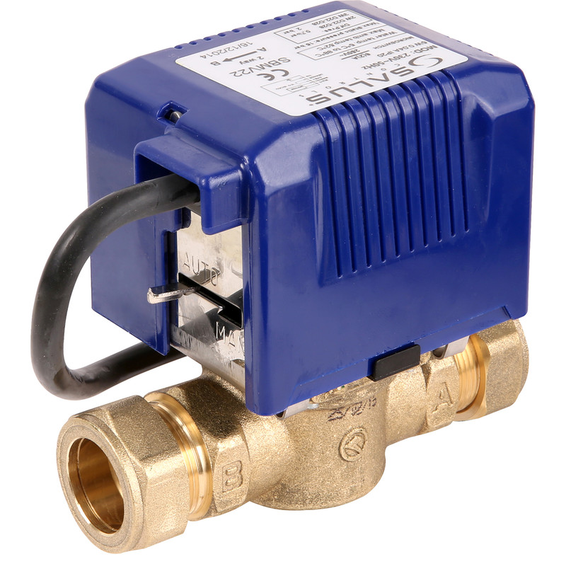 Salus SBMV 2 Port Motorised Valve