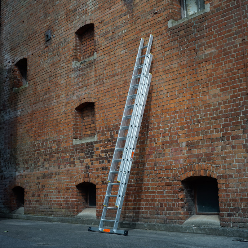 TB Davies Pro Trade Triple Extension Ladder