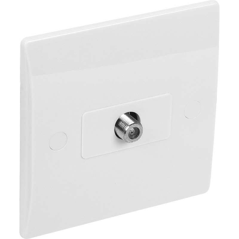 Axiom Low Profile Satellite Socket