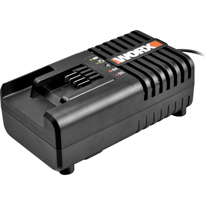 Worx WA3860 Powershare 14.4 - 20V Li-Ion 1 Hour Charger