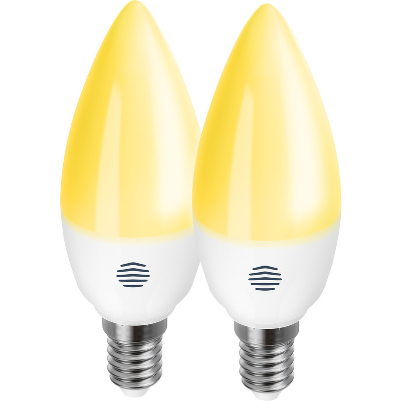 Hive Active Light Dimmable Smart LED Candle Bulb