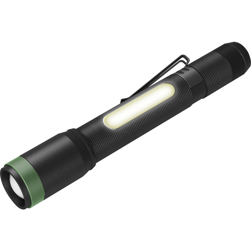 GP Discovery C33 LED Torch & Side Light