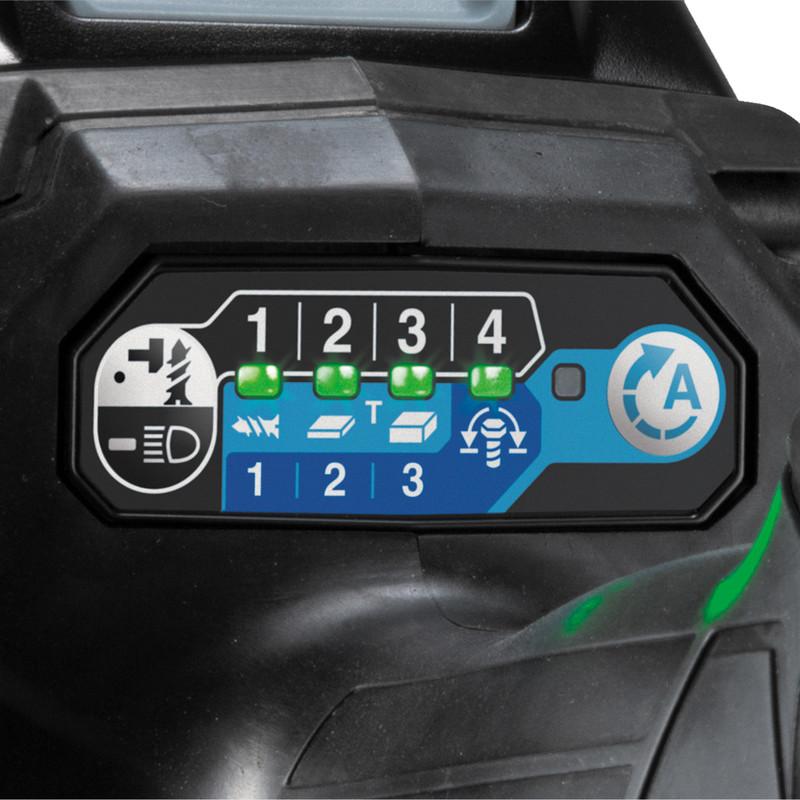 Makita XGT 40V Max Brushless Impact Driver
