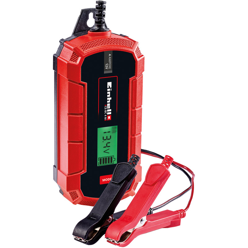 Einhell Digital Battery Charger
