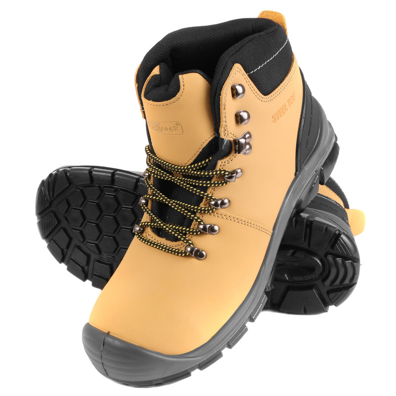 Malvern Nubuck Safety Boots