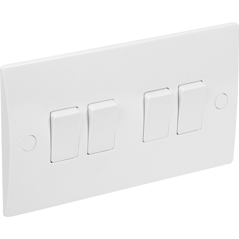 Axiom 10A Low Profile Switch