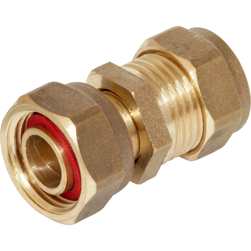 Made4Trade Compression Straight Tap Connector