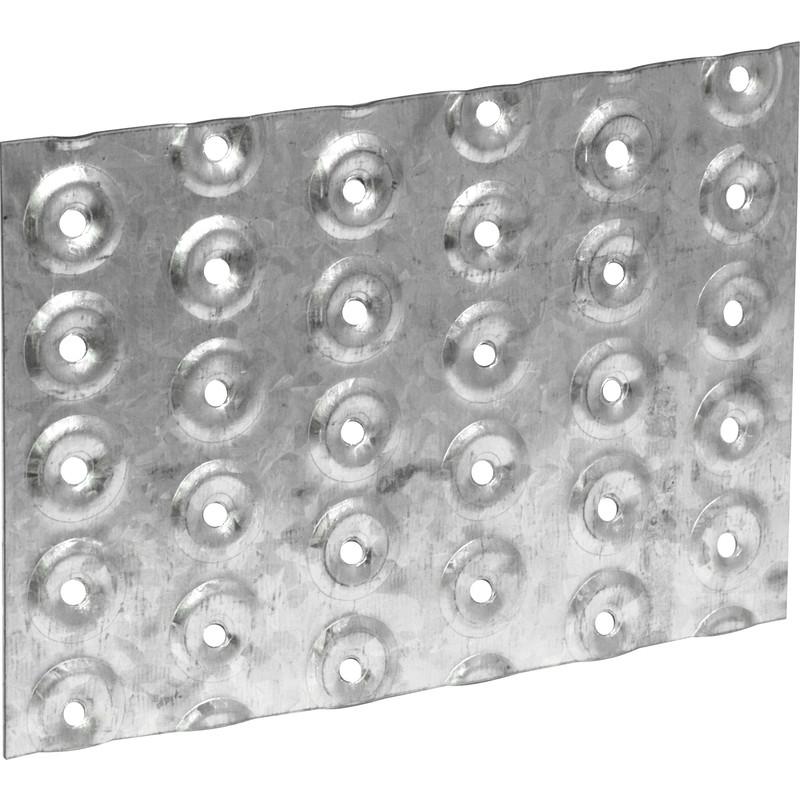 Galvanised Nail Plate