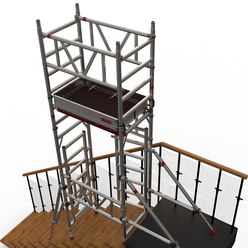 POP UP Mi TowerStairs