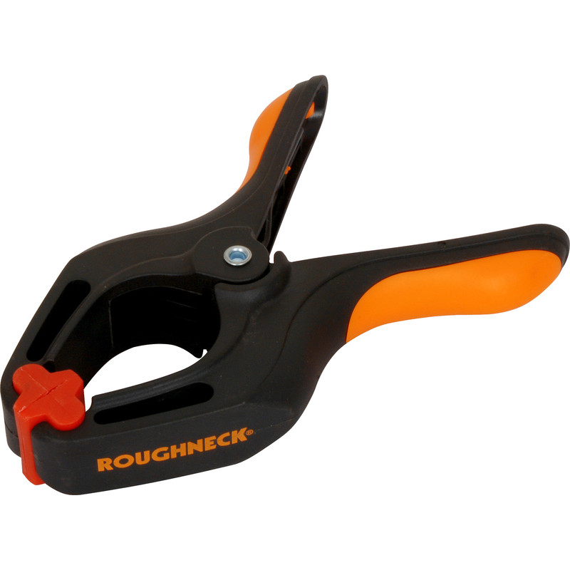 Roughneck Spring Clamp