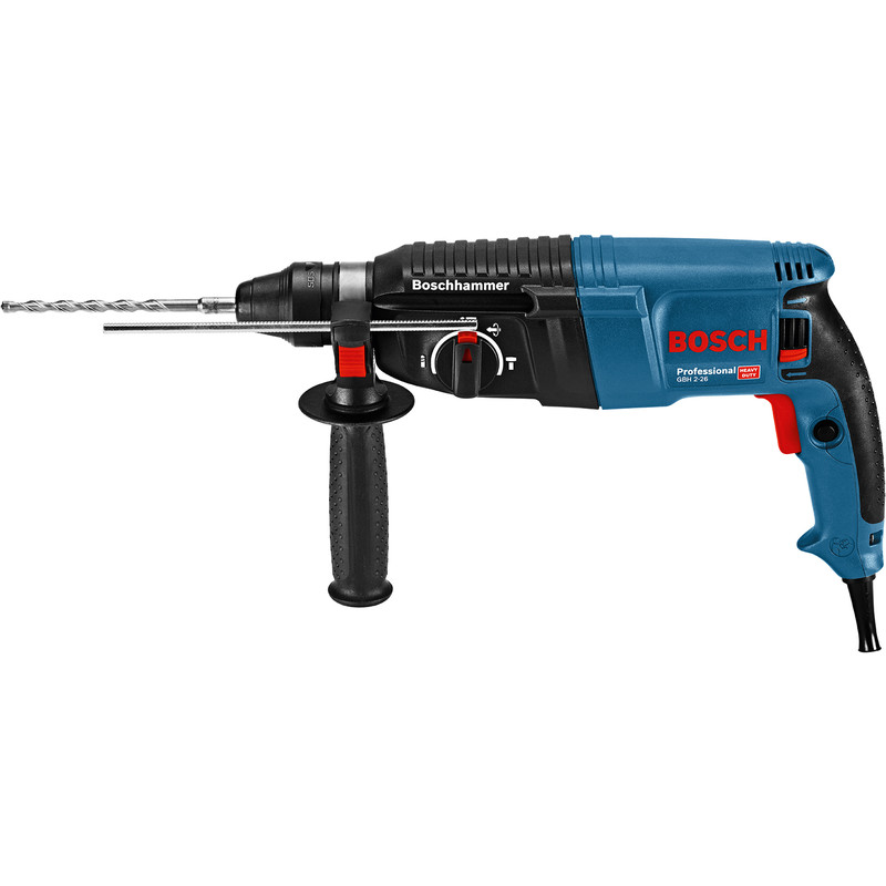 Bosch GBH 2-26 Professional SDS-Plus 2kg Rotary Hammer Drill