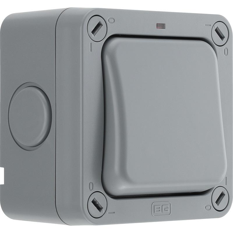 BG IP66 20A Switch