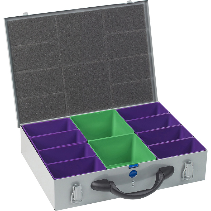 Extra Deep Storage Screw Case