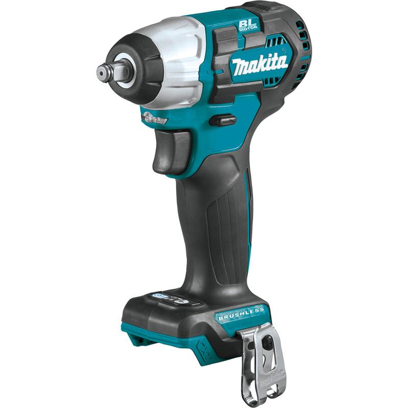 "Makita TW161DZ CXT 12V Max 1/2"" Brushless Impact Wrench"