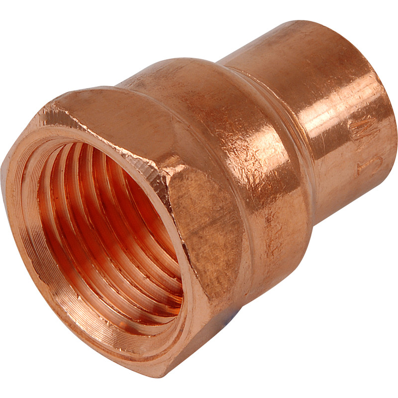 End Feed Female Coupler