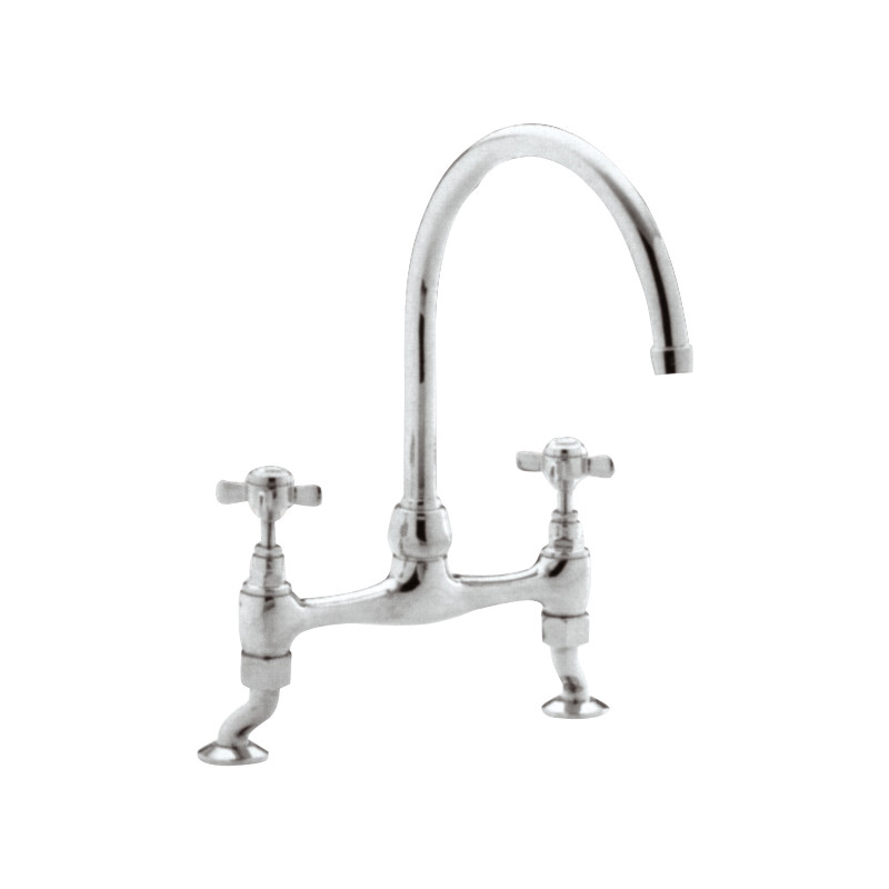 Pageant Deck Sink Mixer Kitchen Tap