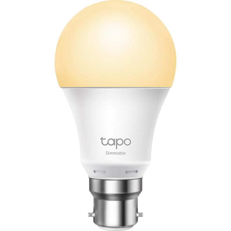 TP Link Tapo Dimmable Smart White Light Bulb
