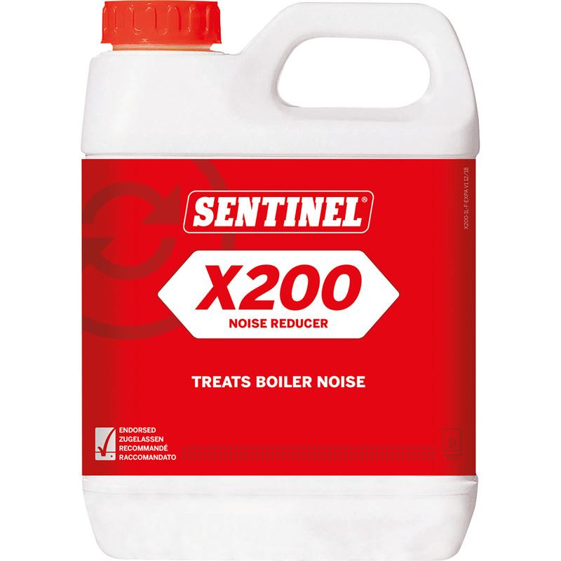Sentinel Boiler Noise Reducer