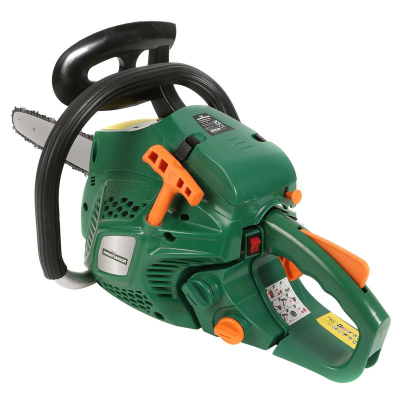 Hawksmoor 41cc 40.6cm Petrol Chainsaw
