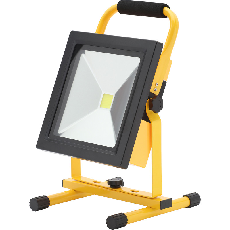 Zinc Rechargeable Work Light IP54