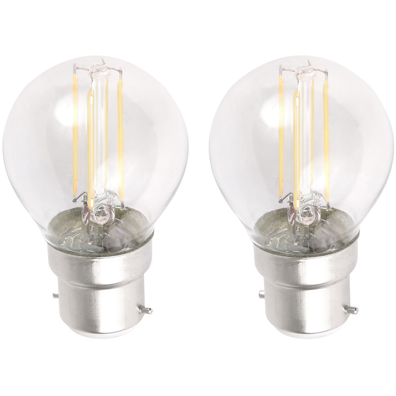 LED Filament Globe Lamp