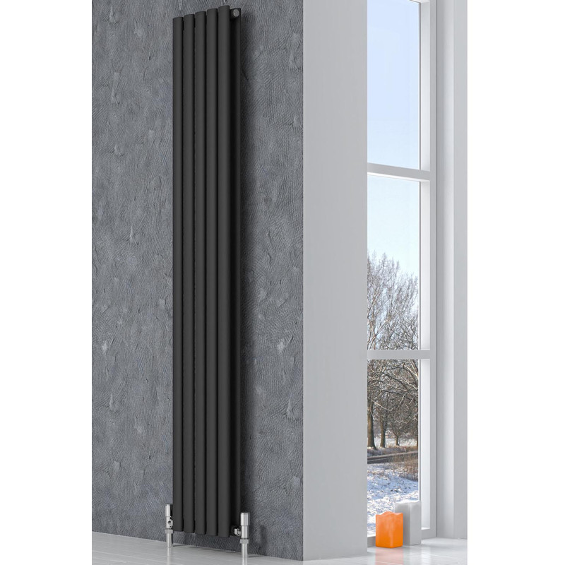 Neva Double Vertical Designer Radiator