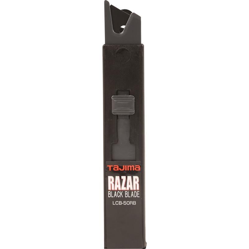 Tajima 18mm Razar Black Snap-Off Knife Blades