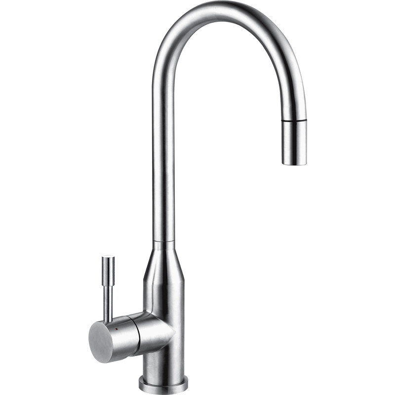 Franke Montreux Pull Out Mono Mixer Kitchen Tap
