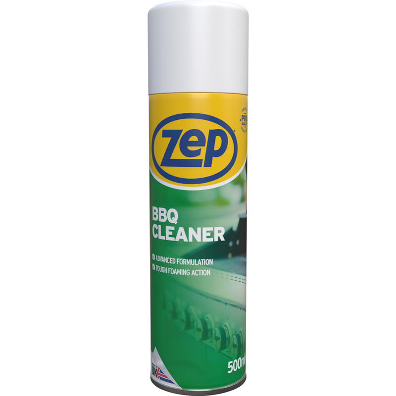 Zep Commercial Grill and BBQ Cleaner Foam