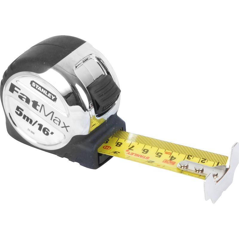 Stanley Fatmax Pro Tape Measure 5m