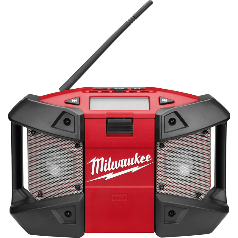 Milwaukee C12JSR-0 12V Li-Ion Compact Jobsite Radio
