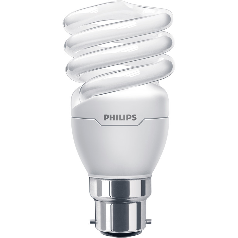 Philips Energy Saving CFL Spiral Lamp