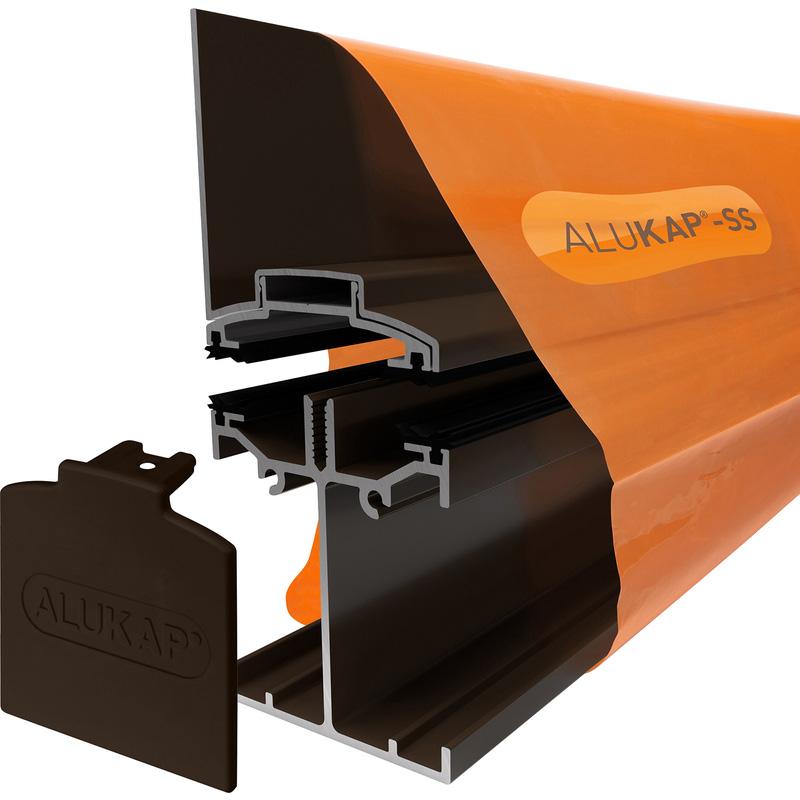 Alukap-SS Self Support Wall Bar