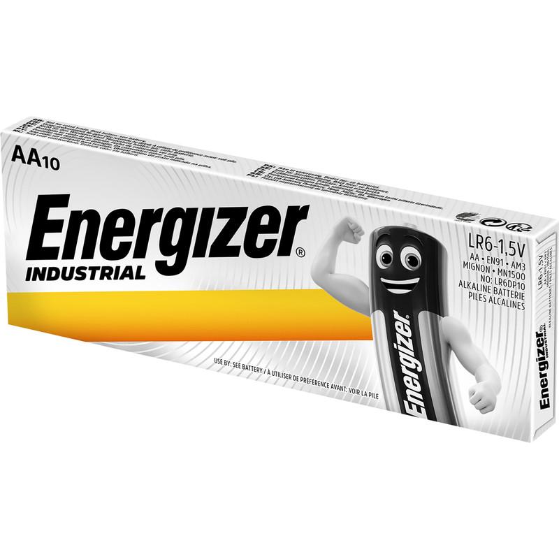 Energizer Industrial AA DP10