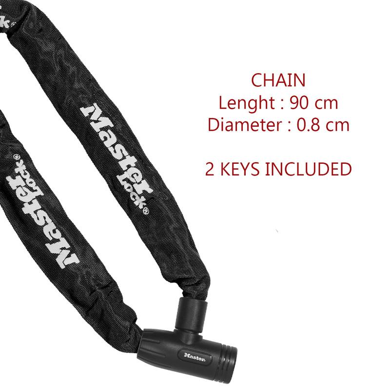 Master Lock Chain Lock